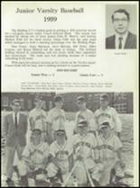 1960 South Glens Falls High School Yearbook Page 112 & 113