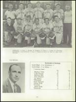 1960 South Glens Falls High School Yearbook Page 114 & 115