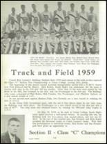 1960 South Glens Falls High School Yearbook Page 116 & 117