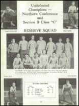 1960 South Glens Falls High School Yearbook Page 120 & 121