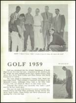 1960 South Glens Falls High School Yearbook Page 122 & 123