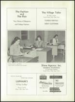 1960 South Glens Falls High School Yearbook Page 146 & 147