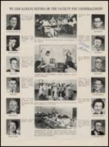 1953 Sedro Woolley High School Yearbook Page 10 & 11