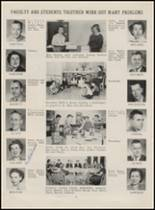 1953 Sedro Woolley High School Yearbook Page 12 & 13