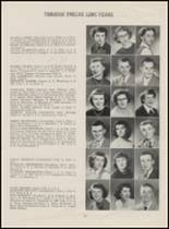 1953 Sedro Woolley High School Yearbook Page 16 & 17
