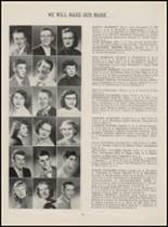 1953 Sedro Woolley High School Yearbook Page 20 & 21
