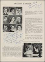 1953 Sedro Woolley High School Yearbook Page 22 & 23