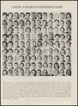 1953 Sedro Woolley High School Yearbook Page 24 & 25