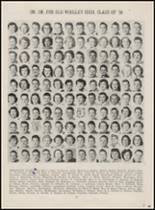 1953 Sedro Woolley High School Yearbook Page 28 & 29