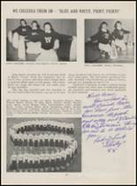 1953 Sedro Woolley High School Yearbook Page 32 & 33
