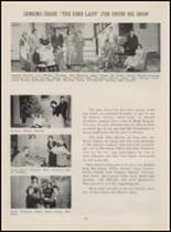 1953 Sedro Woolley High School Yearbook Page 38 & 39