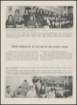 1953 Sedro Woolley High School Yearbook Page 44 & 45