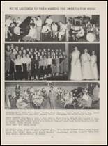 1953 Sedro Woolley High School Yearbook Page 48 & 49