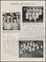 1953 Sedro Woolley High School Yearbook Page 50 & 51