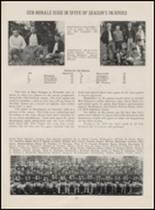1953 Sedro Woolley High School Yearbook Page 54 & 55