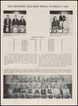 1953 Sedro Woolley High School Yearbook Page 56 & 57