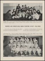 1953 Sedro Woolley High School Yearbook Page 58 & 59