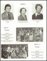 1976 California School for the Deaf Yearbook Page 20 & 21