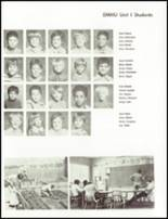 1976 California School for the Deaf Yearbook Page 22 & 23