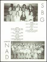 1976 California School for the Deaf Yearbook Page 44 & 45