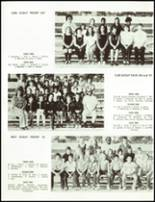 1976 California School for the Deaf Yearbook Page 50 & 51