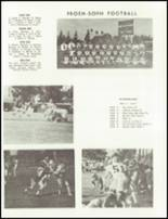 1976 California School for the Deaf Yearbook Page 54 & 55