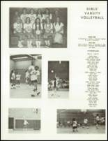 1976 California School for the Deaf Yearbook Page 56 & 57