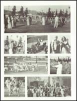 1976 California School for the Deaf Yearbook Page 70 & 71