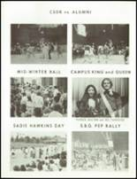 1976 California School for the Deaf Yearbook Page 74 & 75