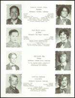 1976 California School for the Deaf Yearbook Page 82 & 83