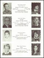 1976 California School for the Deaf Yearbook Page 86 & 87