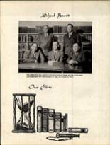 1950 Alameda High School Yearbook Page 10 & 11