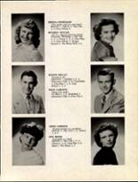 1950 Alameda High School Yearbook Page 14 & 15