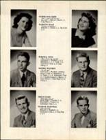 1950 Alameda High School Yearbook Page 16 & 17