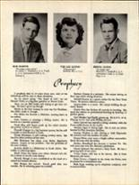 1950 Alameda High School Yearbook Page 18 & 19