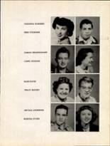 1950 Alameda High School Yearbook Page 22 & 23
