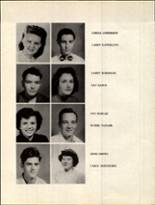 1950 Alameda High School Yearbook Page 24 & 25