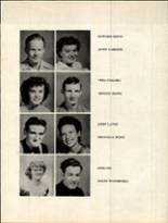 1950 Alameda High School Yearbook Page 26 & 27