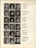 1950 Alameda High School Yearbook Page 28 & 29