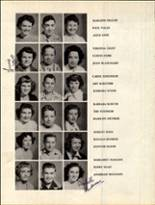 1950 Alameda High School Yearbook Page 32 & 33