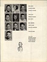1950 Alameda High School Yearbook Page 34 & 35