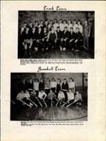 1950 Alameda High School Yearbook Page 44 & 45