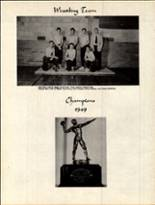 1950 Alameda High School Yearbook Page 46 & 47