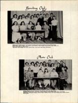 1950 Alameda High School Yearbook Page 54 & 55