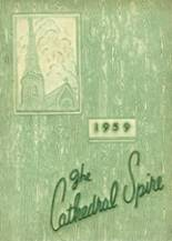 1959 Yearbook Camden Catholic High School