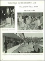1965 Villa Park High School Yearbook Page 12 & 13