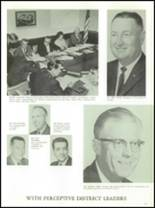 1965 Villa Park High School Yearbook Page 24 & 25