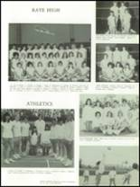 1965 Villa Park High School Yearbook Page 154 & 155