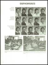 1987 Logan High School Yearbook Page 16 & 17