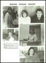 1987 Logan High School Yearbook Page 20 & 21